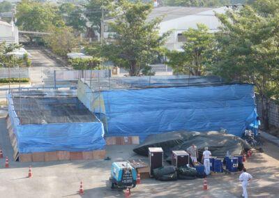NYK LNG Depot Leam Chabang Thailand