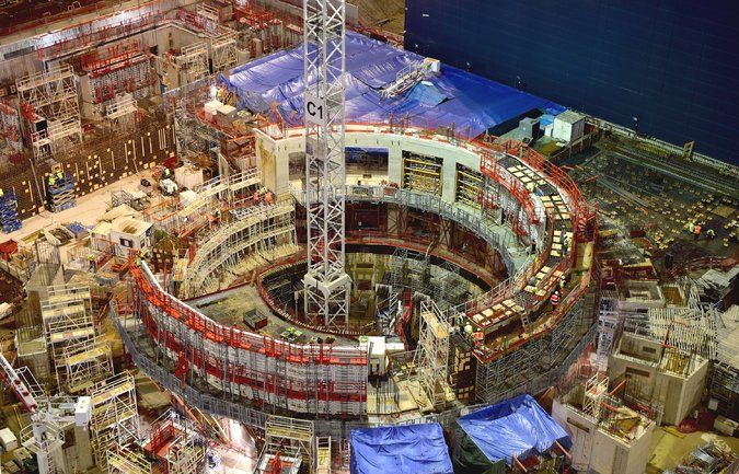Cocoon goes big.. we will be working with ITER!