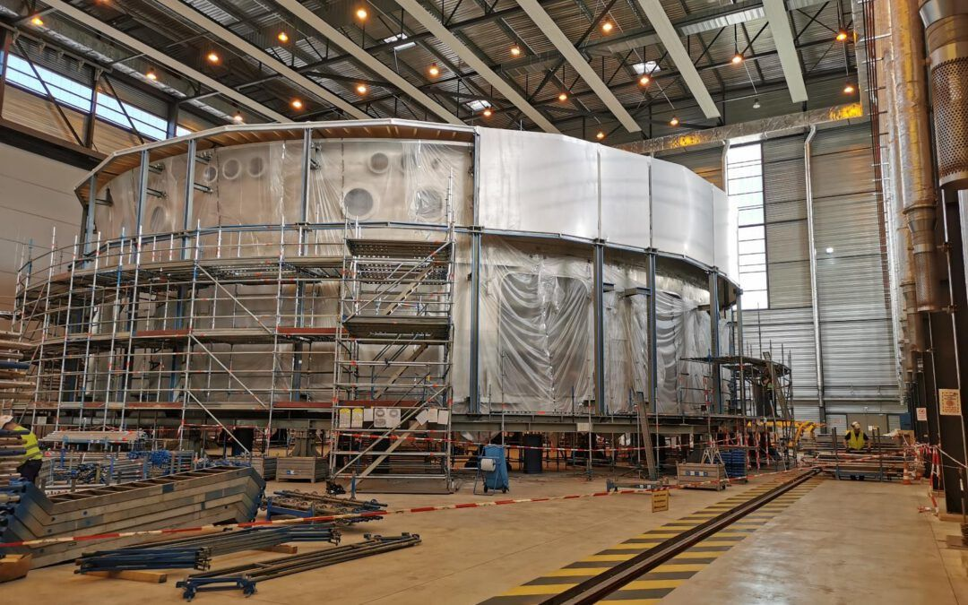 ITER project phase 2 started: working on a future nuclear fusion reactor