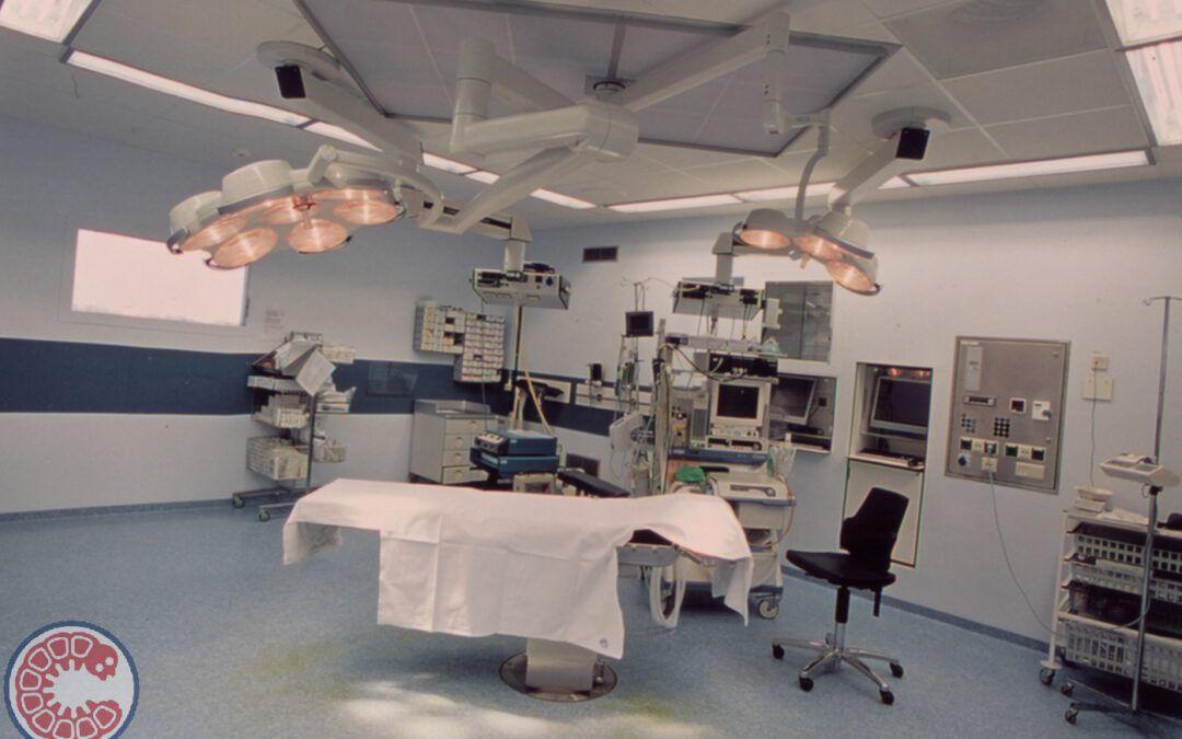 Ziekenhuizen staan voor een uitdaging tijdens de coronacrisis: Cocoon adviseert over het luchtdicht maken van ruimtes