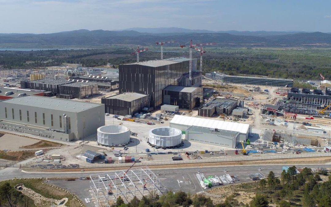 Oplevering tweede fase toekomstige kernfusiereactor Iter
